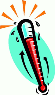 Récord de temperatura