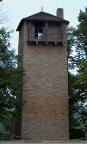 Jackson Ferry Shot Tower