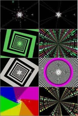 Supuestas imágenes de 'Polybius'