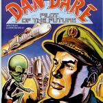 Dan Dare, pilot of the future