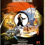 James Bond in The Living Daylights