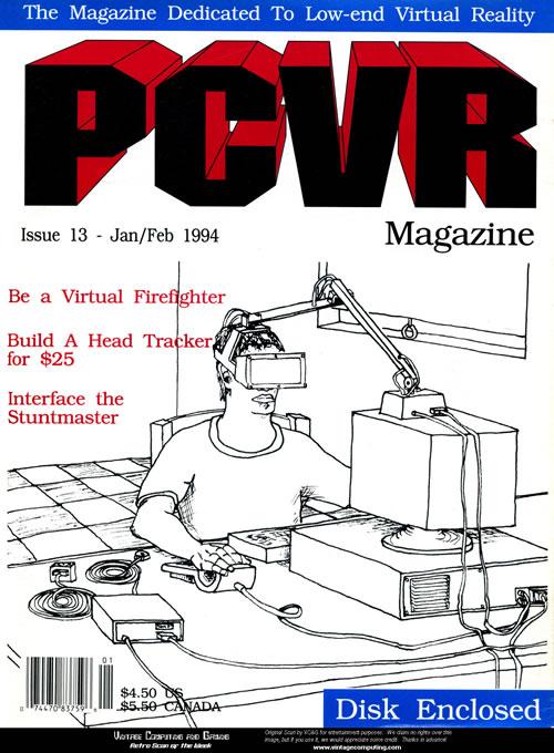 Revista PCVR