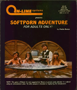 'Softporn Adventure'