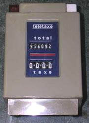 Télétaxe
