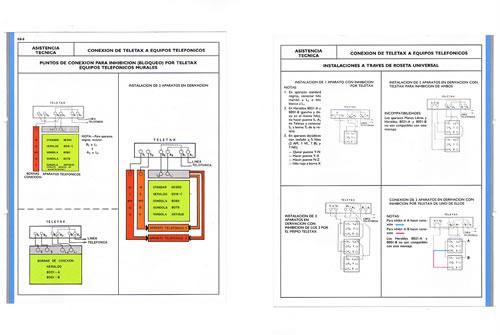 Hojas del manual de instalación (clic para ampliar)