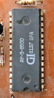 Chip AY-3-8500