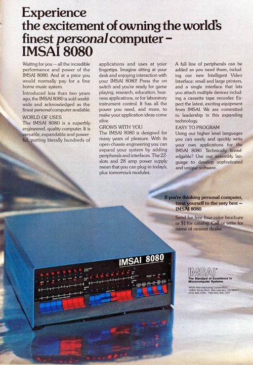 IMSAI 8080 (clic para ampliar)