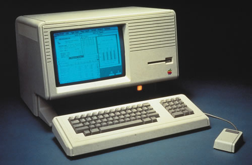 El Apple Lisa ya incluía doble clic