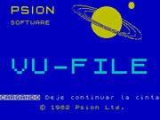 Presentación de Vu-File