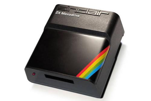 Sinclair ZX Microdrive