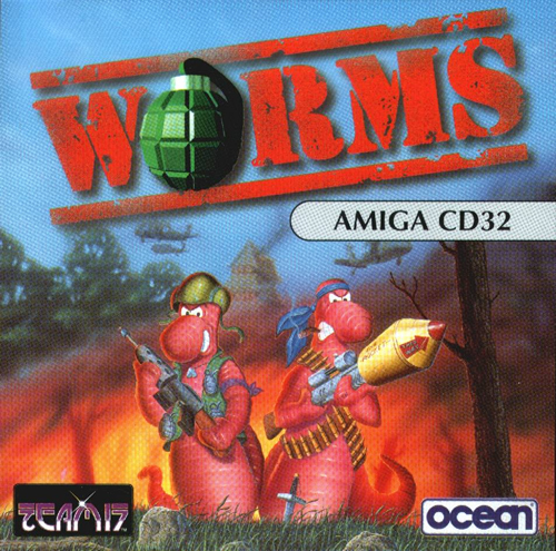 El primer 'Worms' (1995)