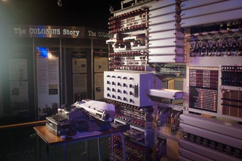 Reconstrucción de Colossus