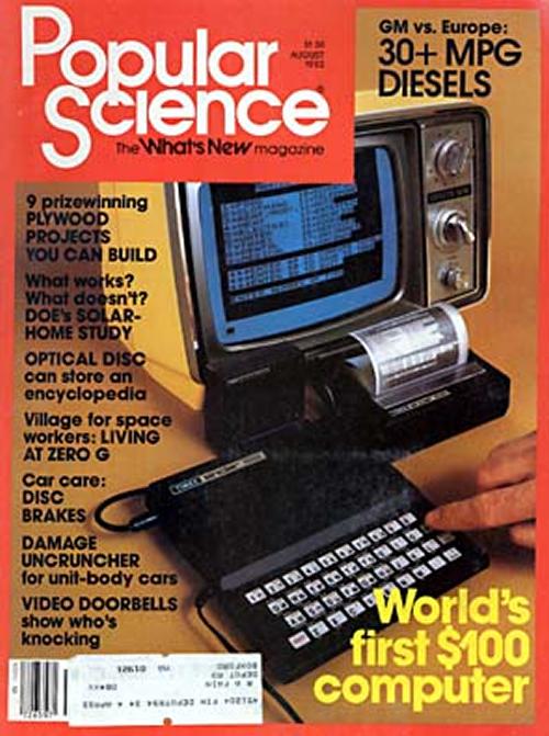 Revista de la época
