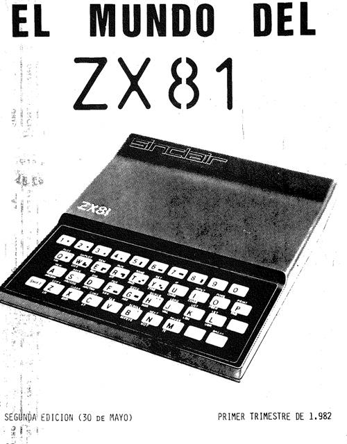 Fanzine 'El Mundo del ZX81'