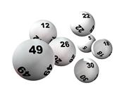 Aleatoriedad con lotería