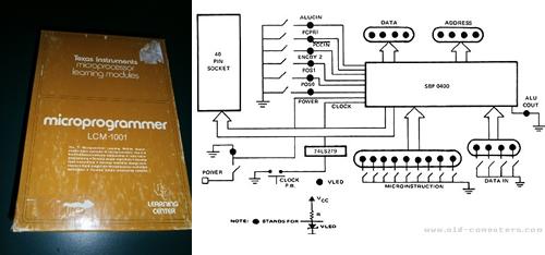 Manual del usuario y esquema (clic para ampliar)