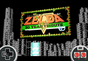 'Legend of Zelda' en formato vóxel