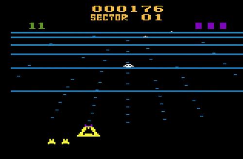 'Beamrider' (Activision, 1983)