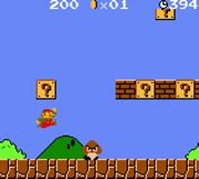 'Super Mario Bros.'