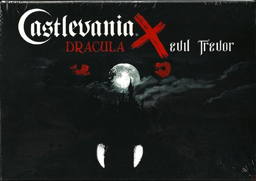 Hack de 'Castlevania: Dracula X'