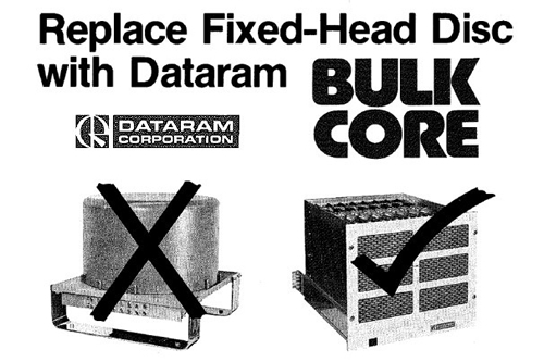 Dataram Bulk Core (clic para ampliar)