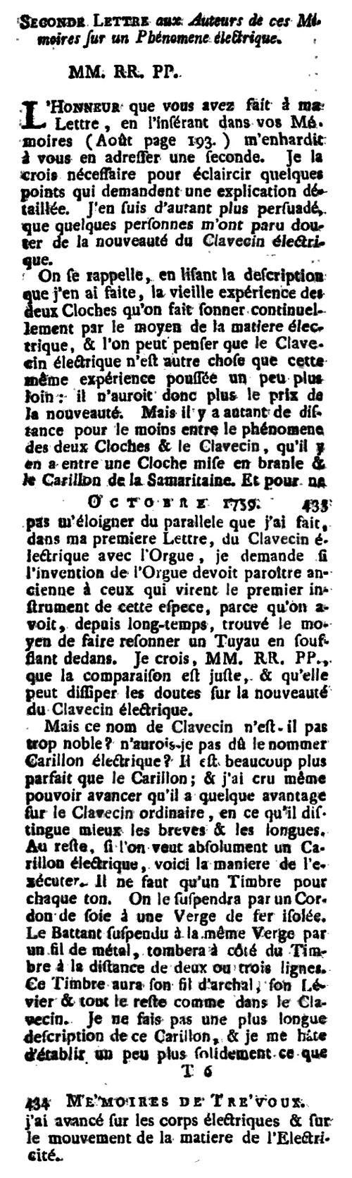 Clavecin électrique (Marc Michel Rey)