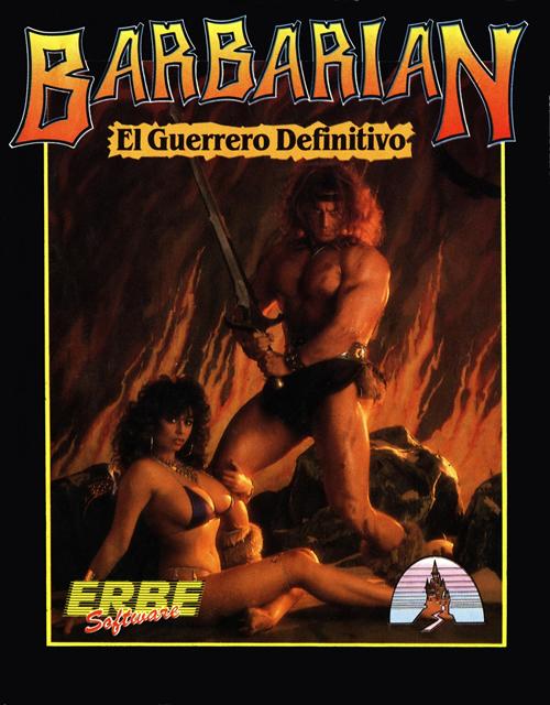 'Barbarian' (ERBE)