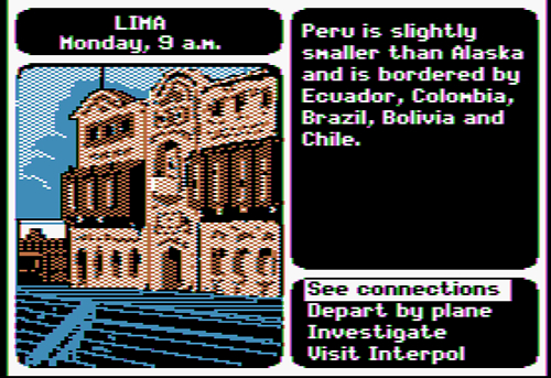 Carmen Sandiego en versión original