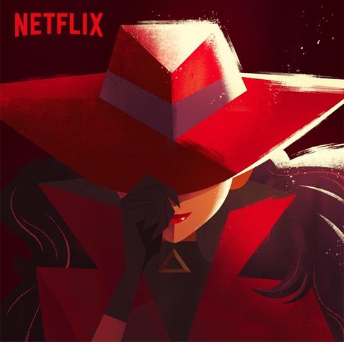 Carmen Sandiego en Netflix