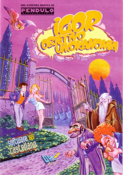 'Igor: Objetivo Uikokahonia'