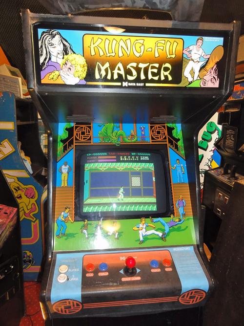 'Kung-Fu Master'