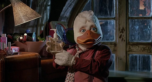 'Howard The Duck' (película)