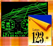Flight Simulator y Lotus 1-2-3