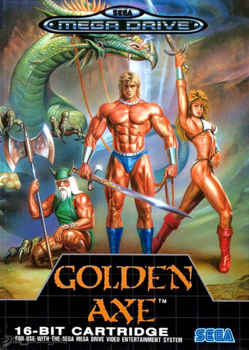 'Golden Axe'