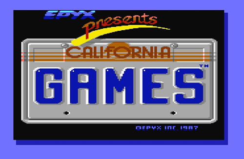 'California Games'