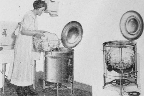 Lavaplatos Cochrane
