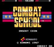 'Combat School'