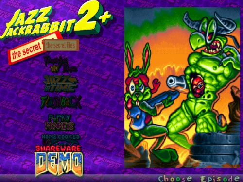 'Jazz Jackrabbit 2'