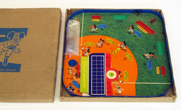 Nintendo Disney Baseball Board