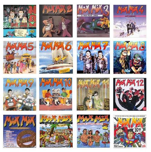 'Max Mix'