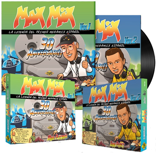 Aniversario 'Max Mix'