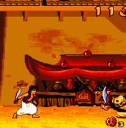 'Disney's Aladdin'