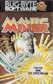 Carátula de 'Manic Miner'