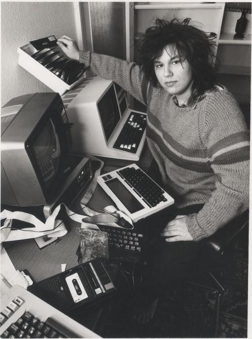 Matthew Smith en 1983